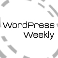 WordPress Weekly podcast logo