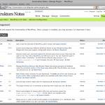 Spring Theme, Plugin Management Panel