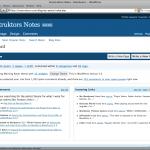 Classic Theme, WordPress Default