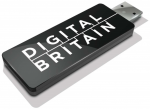 Digital Britain logo