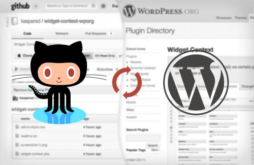 Use Git for WordPress plugin development