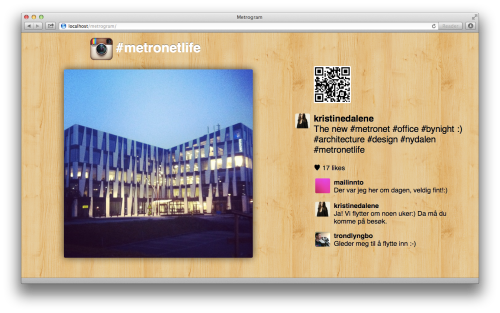 Instagram Slideshow with AngularJS