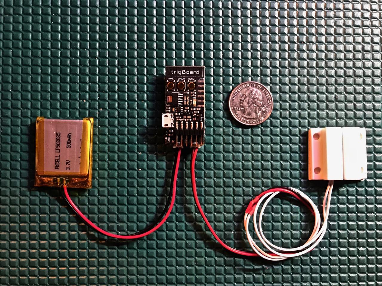 Low Power ESP8266 (Electronics, Home Automation) — Kaspars
